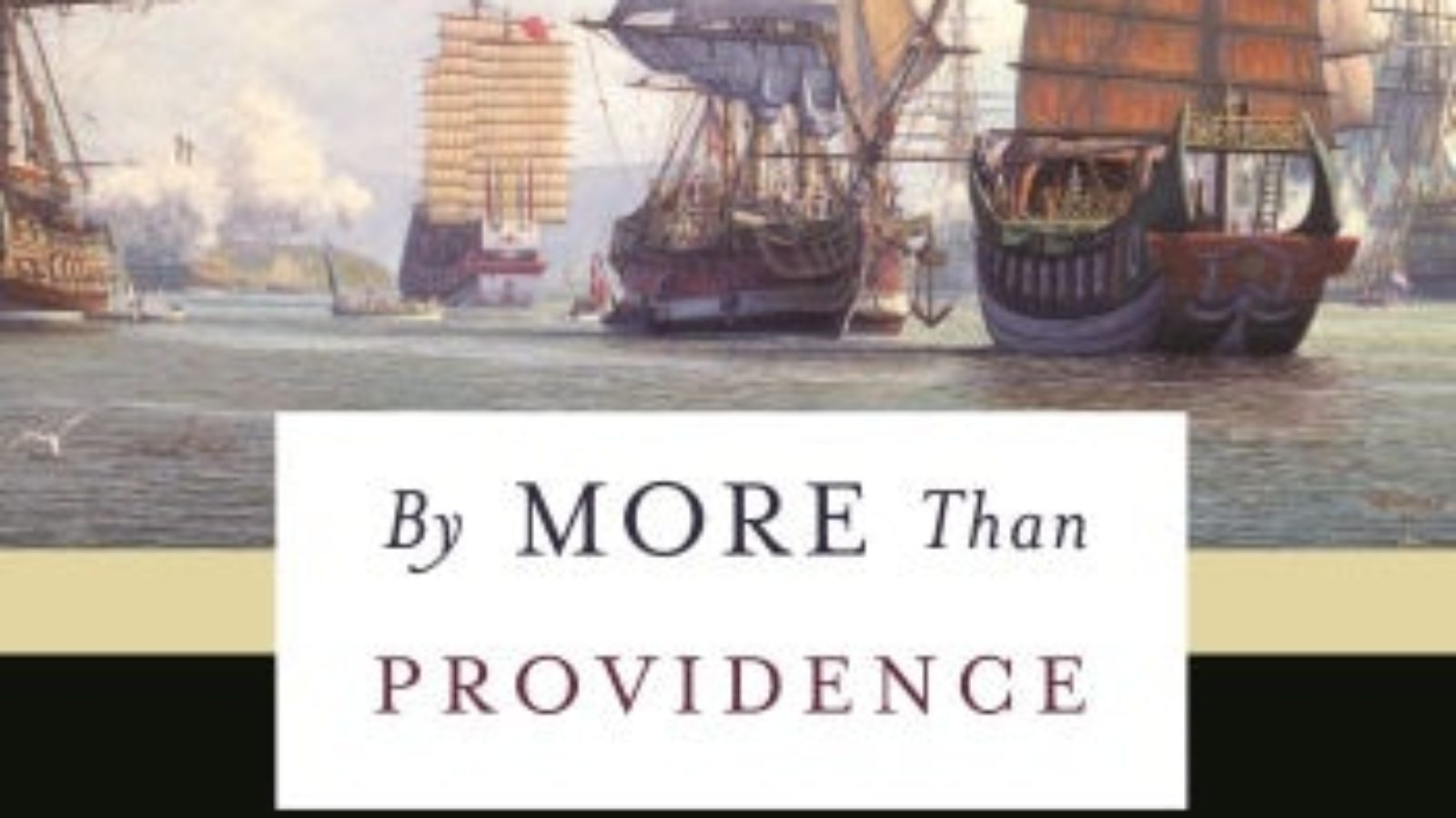 Michael Green By more than providence book cover