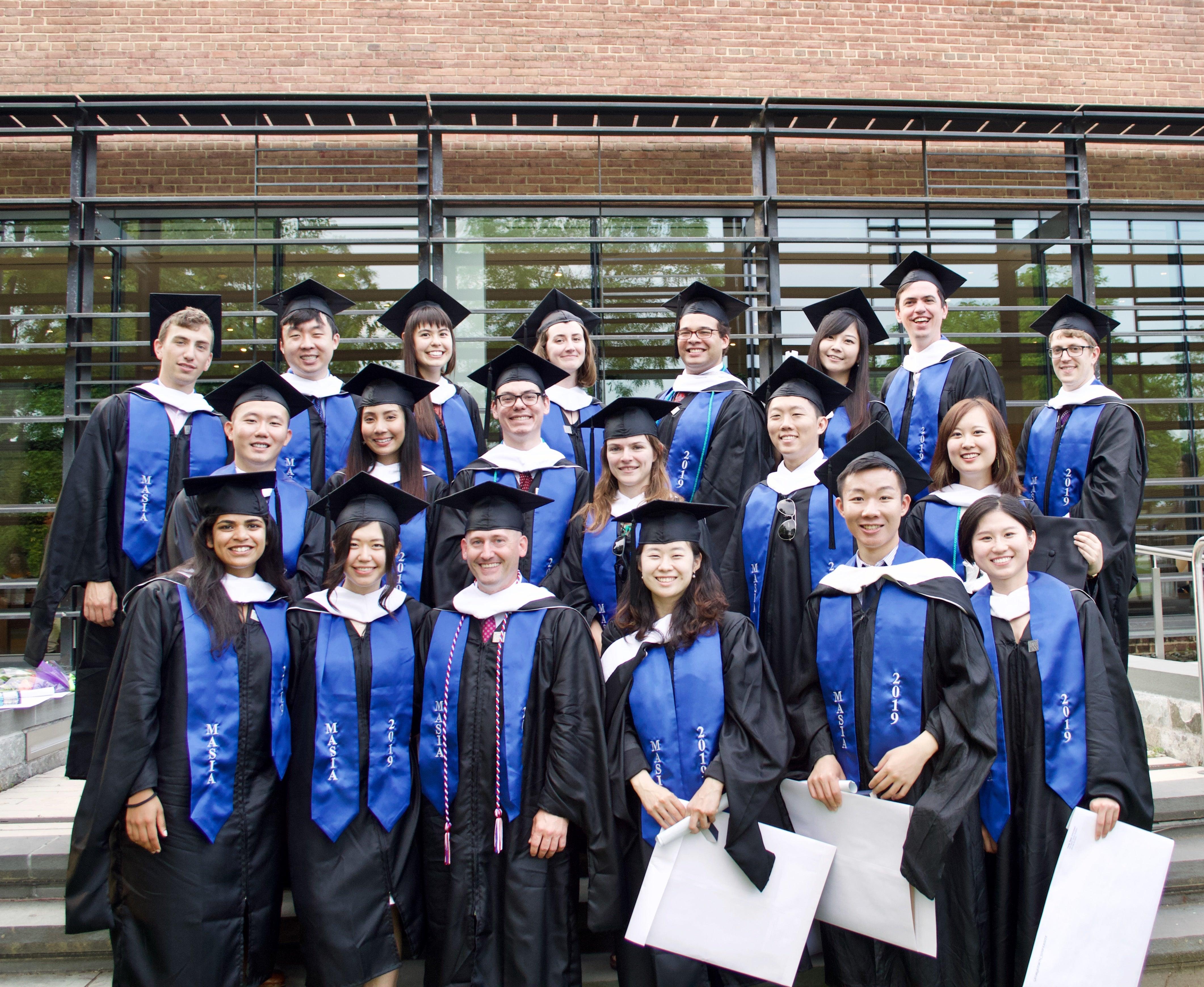 MASIA alumni