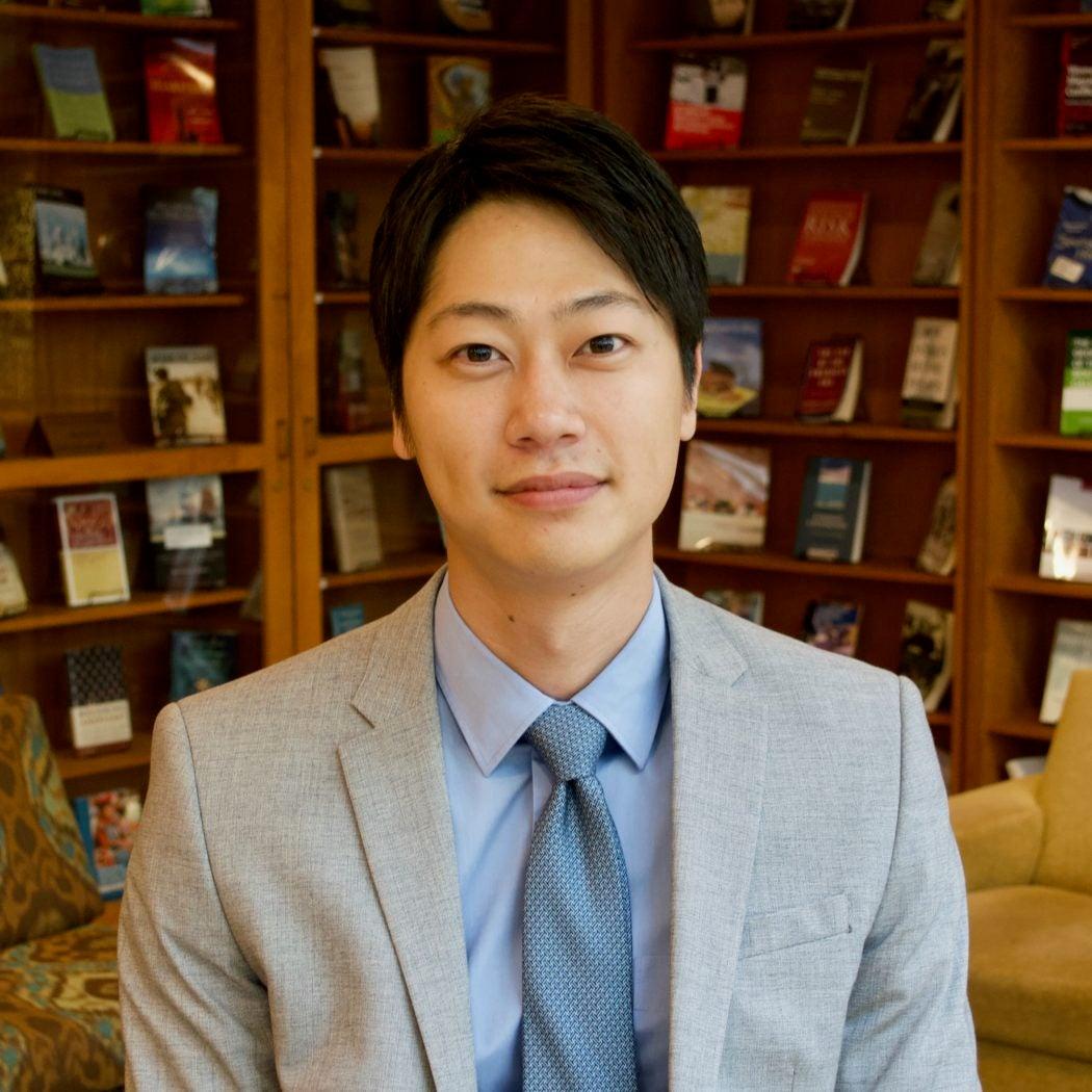 Kohei Hijikata headshot