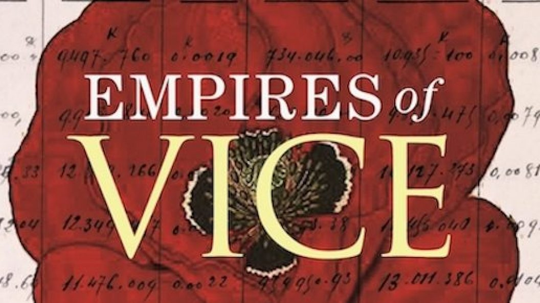 Empires of Vice book cover