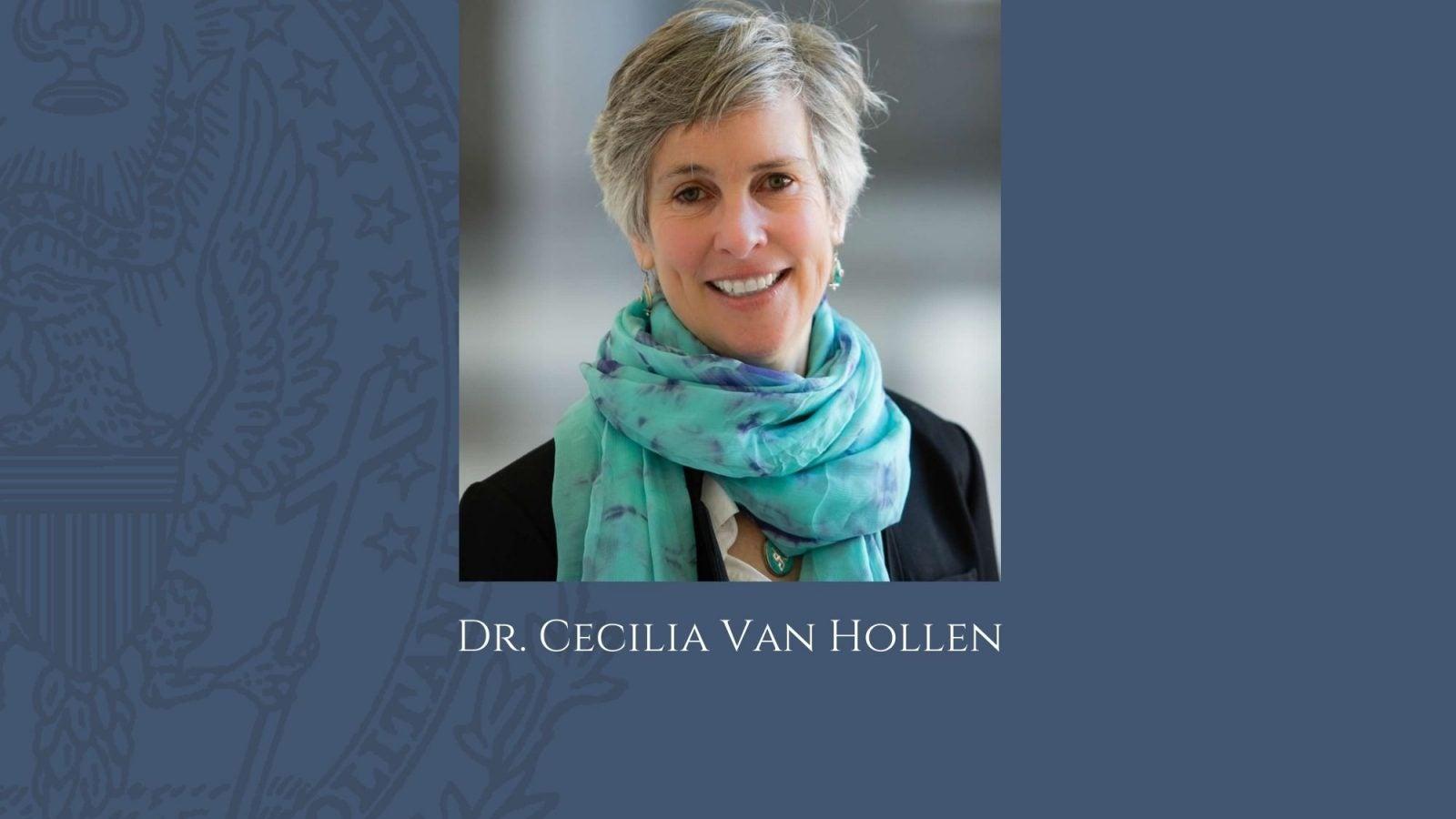 Dr. Cecilia Van Hollen