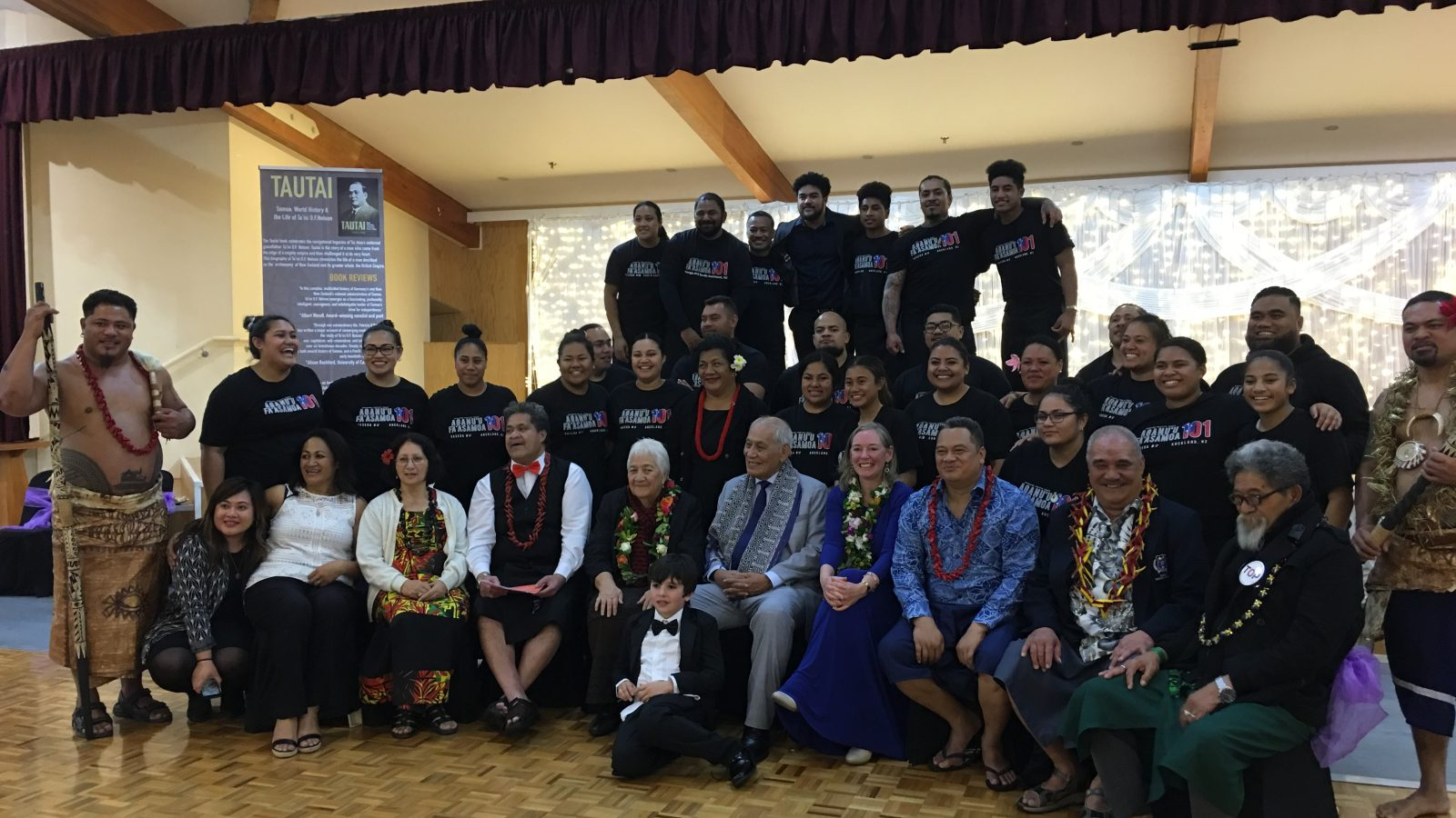 New Zealand launch of book Tautai